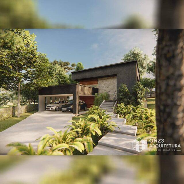 Projeto residencial minha casa minha vida 47m2/ Passo fundo - RS  #architecture #arquitetura #projeto #residencia #minhacasaminhavida #construcao #paisagismo #paisagismoresidencial #casa #obra